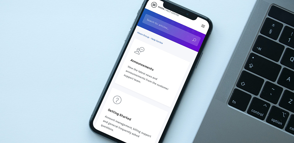 In addition to the redesign, we have also added hundreds of useful product guides to ensure you get the most from the products and services we provide. Our team of technology specialists will keep adding more articles on a weekly basis to ensure content stays fresh and up to date.